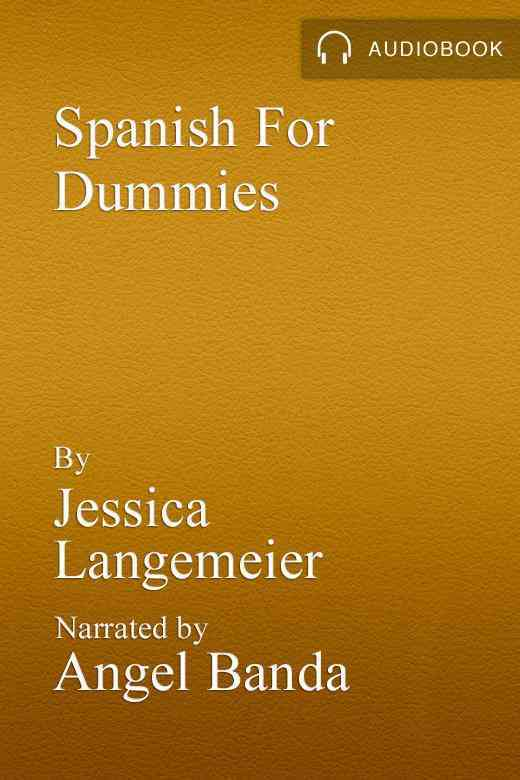 [CD] Spanish for Dummies By Langemeier, Jessica